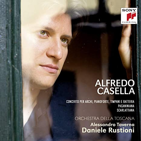[TR24][OF] Daniele Rustioni - Casella - Orchestral Music - 2019 (Classical) Torrent Room