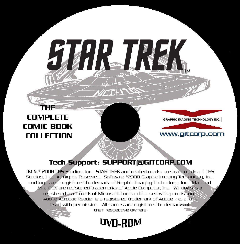 Amazon Star Trek The plete ic Book Collection