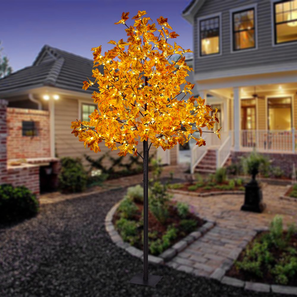 Lightshare FYS8FT Maple Tree with 264L LED Lights
