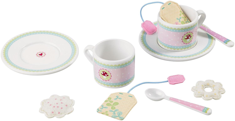 Kinder Kochgeschirr Vergleich - HABA Biofino Tee-Set Glückspilz