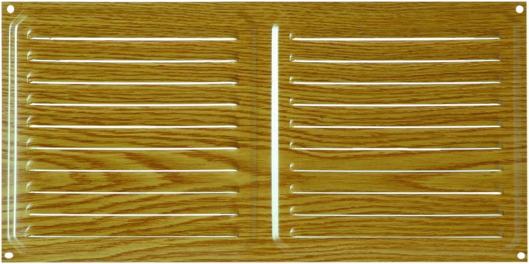 Brinox/ B70210A argent /Grille de ventilation