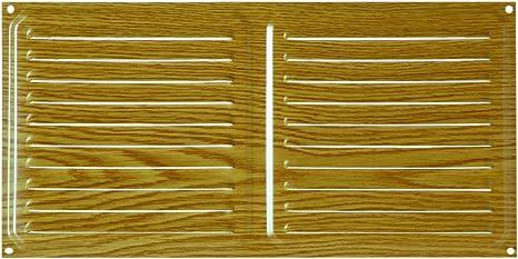 Brinox/ /Grille de ventilation B70210A argent