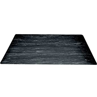 Aviditi Marble Sof Tyle Grande Anti Fatigue Mat 18 X 30 Black Mat201bk Industrial Scientific