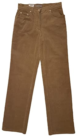 zu Füßen bei aliexpress Fabrik authentisch Giorgio Damen Cordhose Cord Hose 5703556 W11 beige Gr. W44 L31