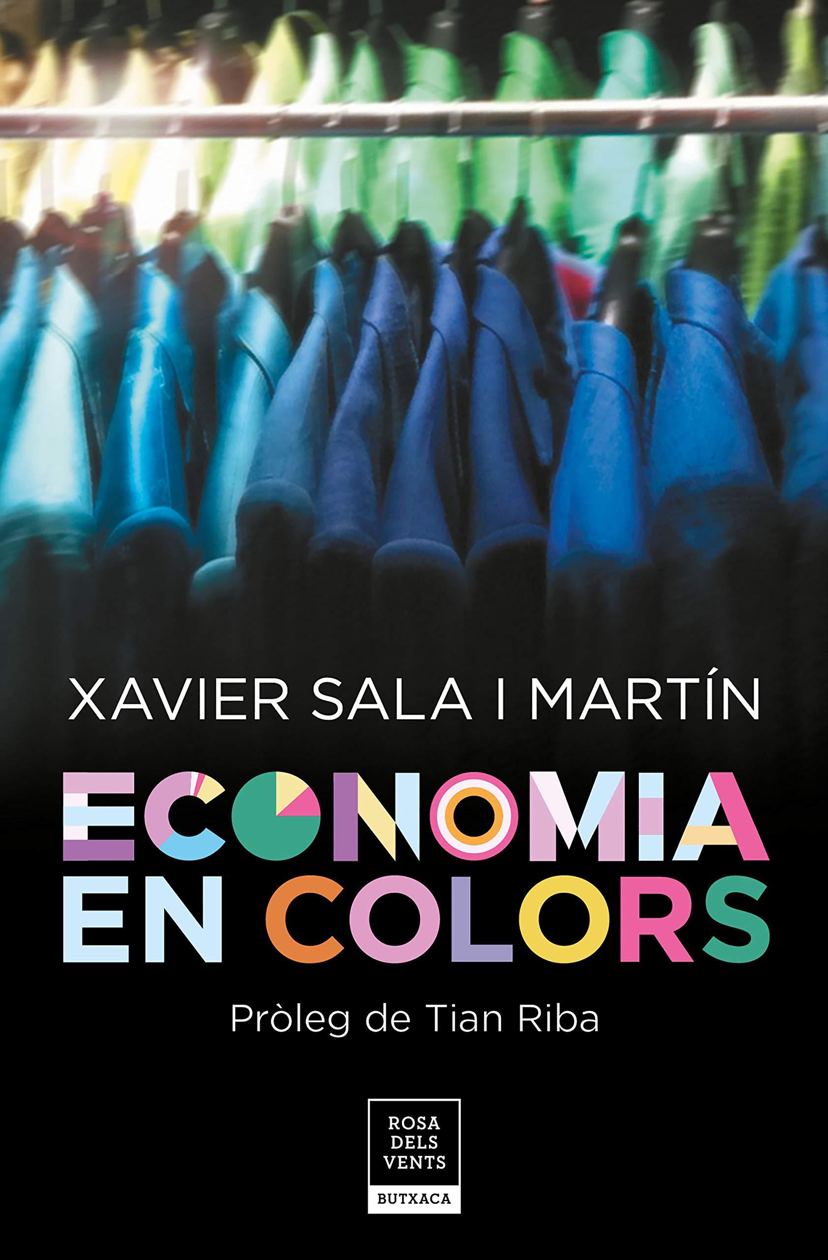 Economia en colors (Divulgació): Amazon.es: Sala i Martín, Xavier: Libros