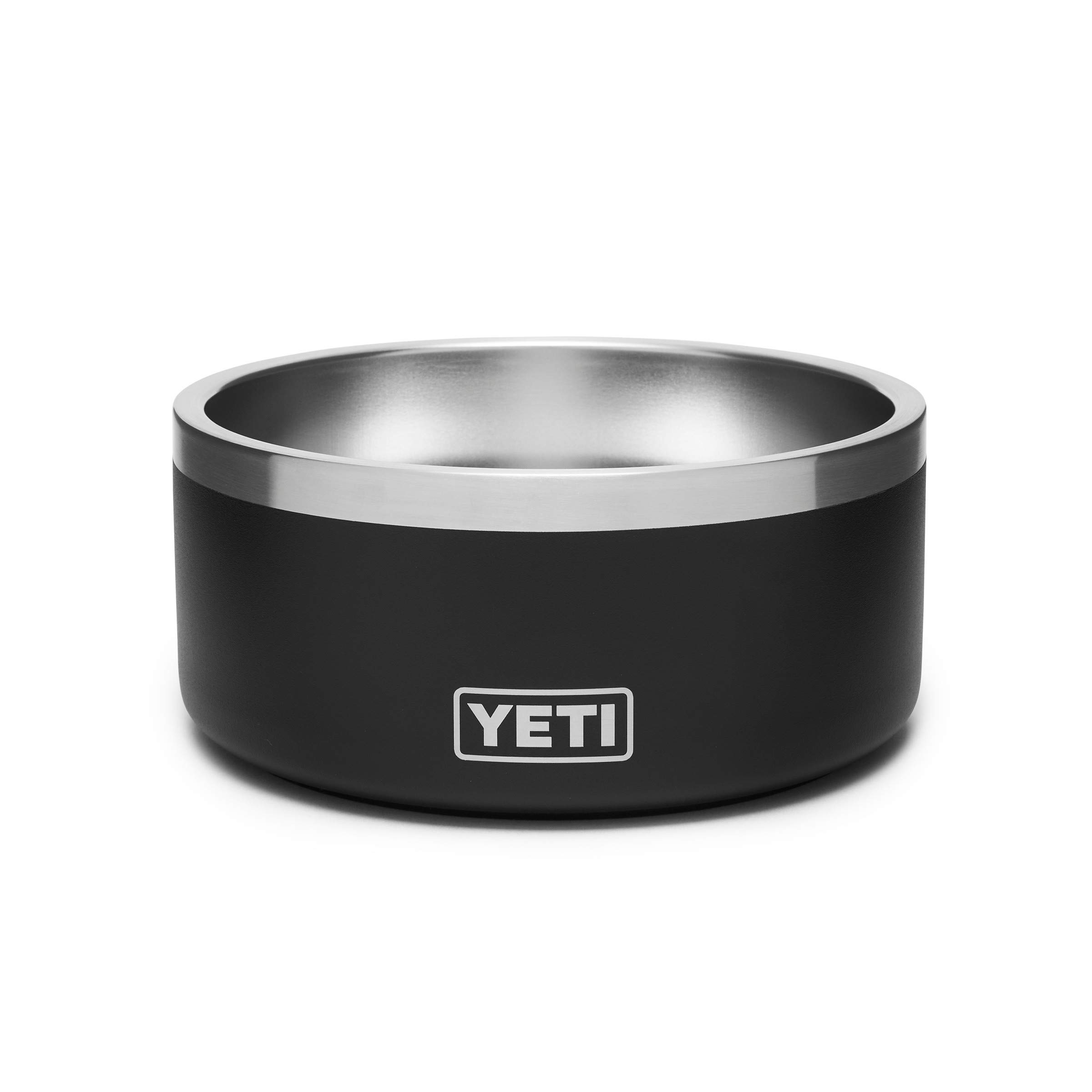 YETI Boomer 4 Stainless Steel, Non-Slip Dog Bowl, Black by YETI