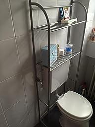 badregal bad wc waschmaschine regal handtuchhalter k che haushalt. Black Bedroom Furniture Sets. Home Design Ideas