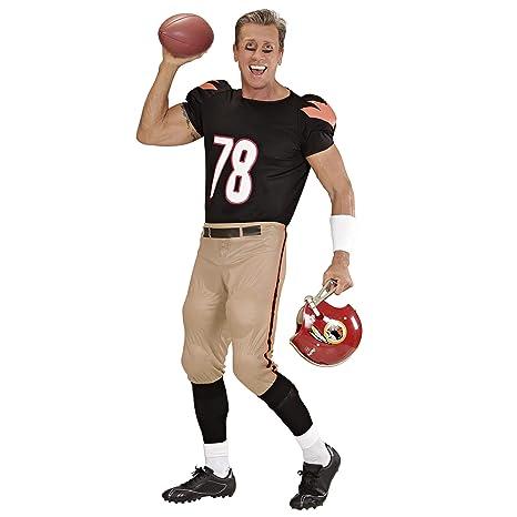 f57dfc508d8d Costume Adulto American football player Taglia S: Amazon.it: Giochi ...