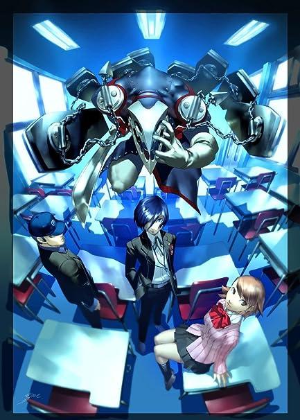 030 Persona 3 The Movie 14x20 Inch Silk Poster Aka Wallpaper Wall Decor By NeuHorris
