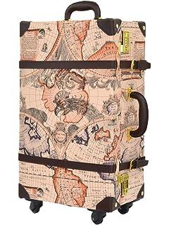 f91babe304 Amazon | Dith PALERMO パレルモ キャリーケース Sサイズ BG-5283 (オフ ...