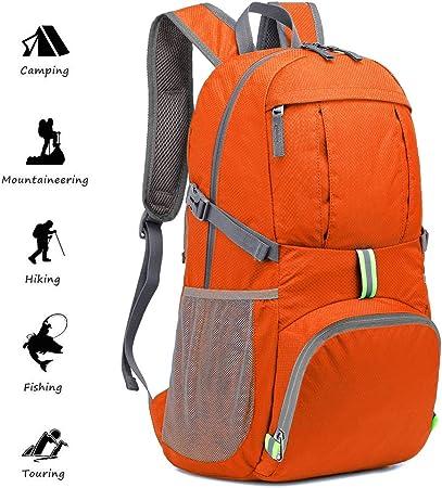 40L Backpack Trekking Zaino da escursione da viaggio Borsa sportiva impermeabile