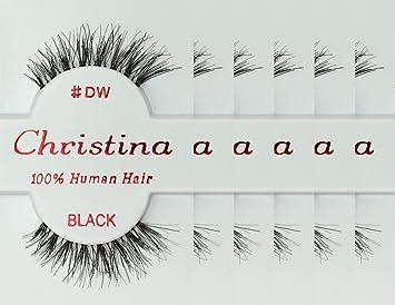 cd7d4fb815e Amazon.com : 6packs Eyelashes - #DW by Christina : Beauty
