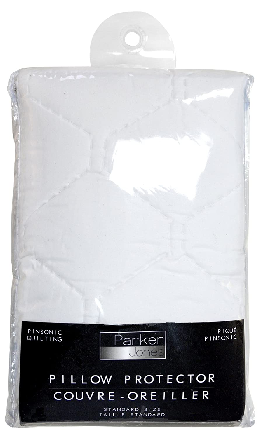 PINSONIC QUILTED PILLOW PROTECTOR LS Home Fashions
