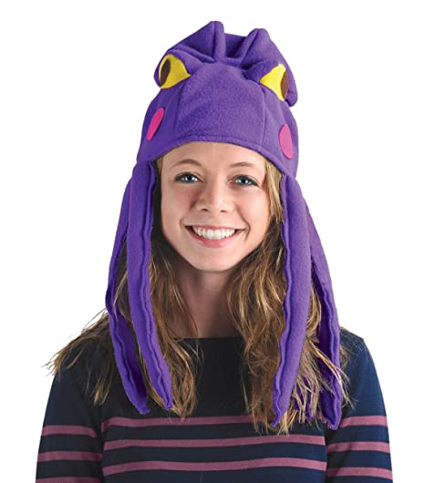 145755e36cd26 Amazon.com  Beistle Plush Octopus Hat