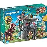 Playmobil - The Explorers: Dino: Hidden Temple with T-Rex