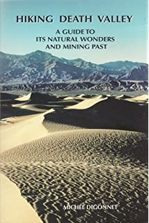 Hiking Western Death Valley National Park: Panamint, Saline