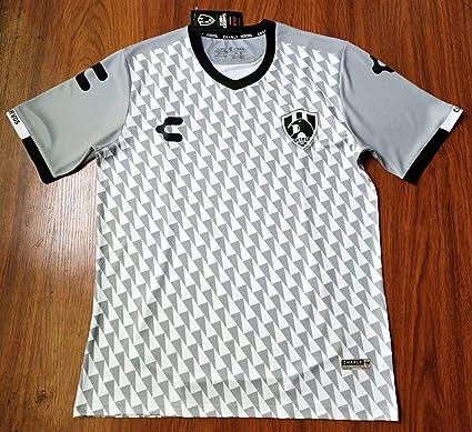 pretty nice 0ee46 d90cd Amazon.com : Retro Club DE CUERVOS Soccer Jersey 2019-2020 ...