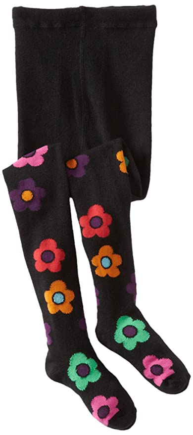 60s 70s Kids Costumes & Clothing Girls & Boys Country Kids Little Girls Daisy Tights $12.00 AT vintagedancer.com