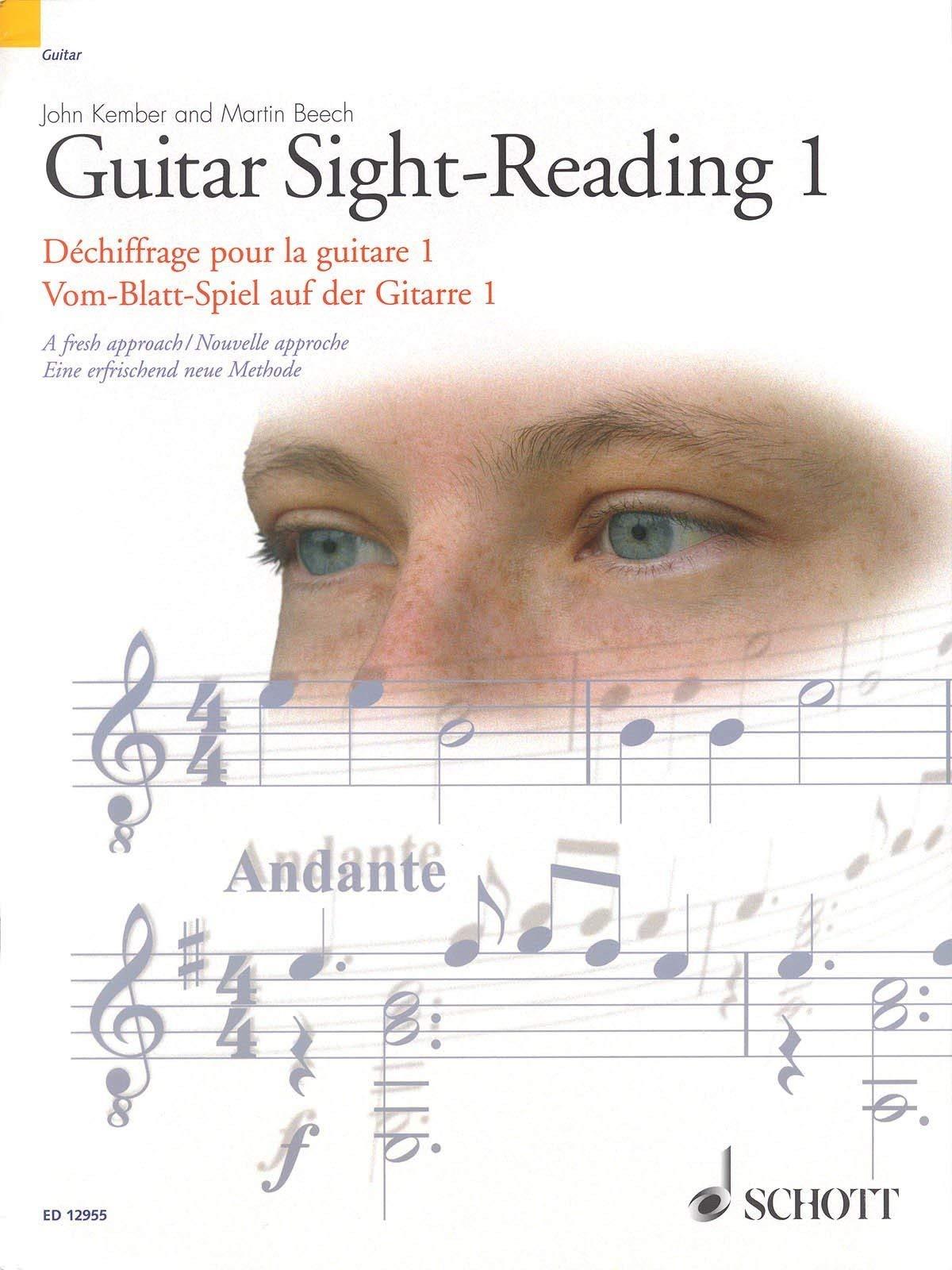 Top 10 Best guitar sight reading