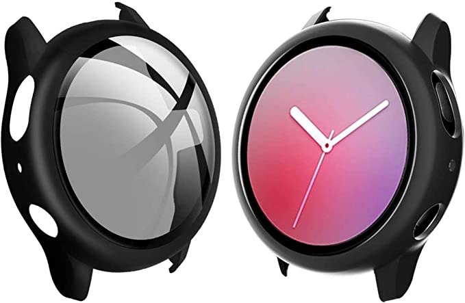 Jvchengxi Funda Protectora para Samsung Galaxy Watch Active 2 44mm: Amazon.es: Electrónica