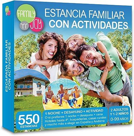 Babynjoy - Pack experiencia estancias escapada en familia : Amazon.es: Bebé