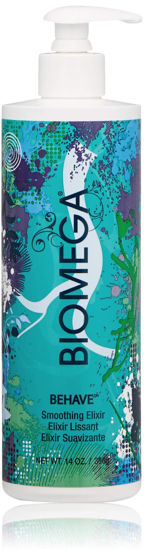BIOMEGA Behave Smoothing Elixir, 14 Oz.