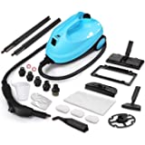 MLMLANT Multipurpose Steam Cleaner with 21-Piece Accessories, Steam Mops 4.5 Bar Cleaning Steamer for Floors, Car Upholstery,