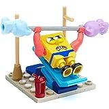 Megabloks Spongebob Squarepants Spongebob's Wacky Gym Building Playset