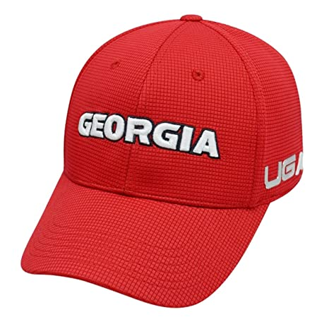 96e037e46f9 Image Unavailable. Image not available for. Color  Sonic Weld Georgia  Bulldogs UGA Caliber One Fit Hat