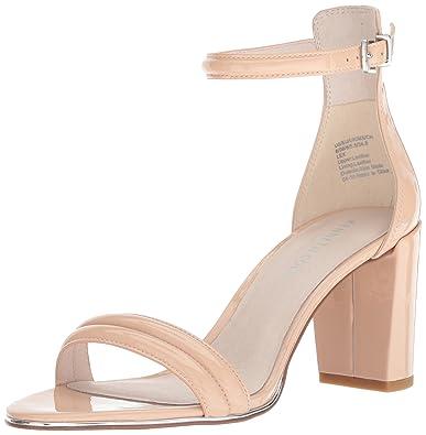 c20f7823815 Amazon.com  Kenneth Cole New York Women s Lex Block Heeled Sandal ...