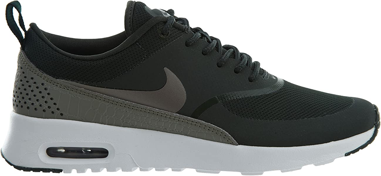 Nike Air Max Thea Outdoor Green Pewter Womens Style: 599409