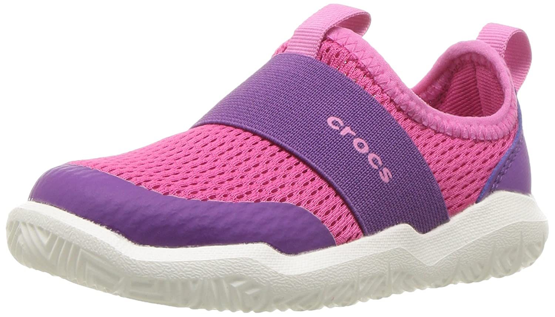 Crocs Unisex Kids' 204022 Oxford Laces Shoes