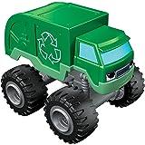 Blaze e i Monster Machines–Veicolo Basic Reece (Mattel dpg89)