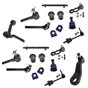 Amazon Com Front Steering Suspension Kit Set For Ford Crown