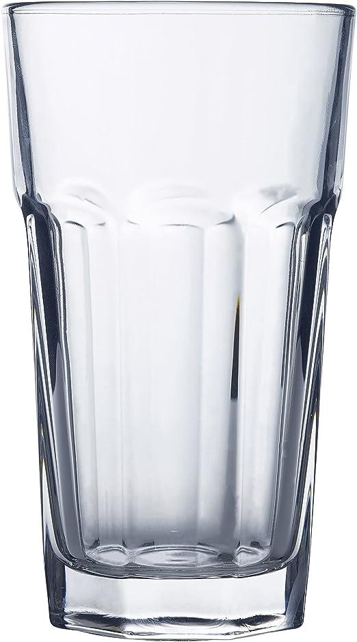 Aras vasos 19.4oz/550 ml – Set de 6 – vasos altos, copas de vasos ...