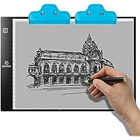 Dennov A4 Portable LED Light Box Tracer Pad Board Tablet
