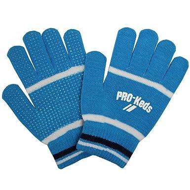 7df1cf5643173 PRO-Keds(プロケッズ) ニット手袋 ジュニア 男の子 子供用 ニットグローブ 子供手袋