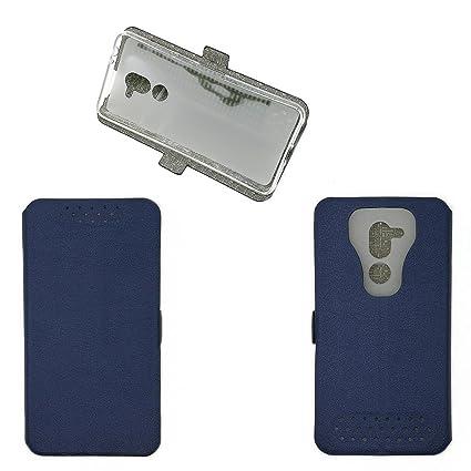 Amazon.com: Funda para Alcatel 3 x 5058Y 5058i Case Cover ...