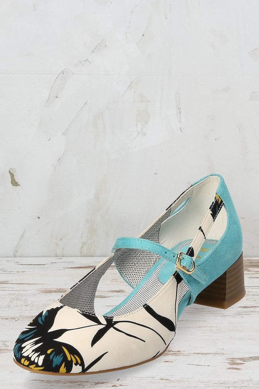 Ruby Shoo - Zapatos de Vestir de Lona para para para Mujer 02d0a8