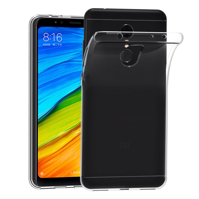 Tampa Xiaomi redmi 5, Soft Case 5 iVoler cobertura Xiaomi redmi Silicone Case TPU Transparente Fina para Xiaomi redmi 5