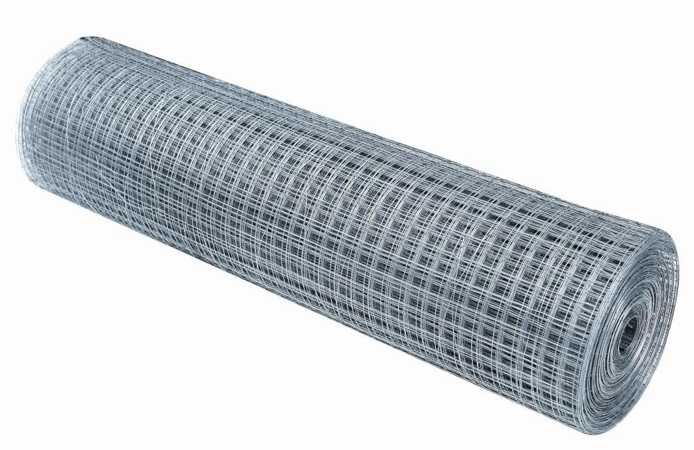 Apollo 6m Galvanised Weldmesh Welded At Every Cross Joint Apollo Gardening Ltd