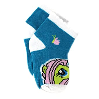 Amazon.com: My Little Pony Baby 6 pk No Show Socks (6-12 Months, All Ponies): Clothing