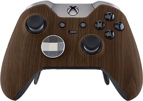 eXtremeRate Carcasa para Xbox One Elite Funda Delantera Placa ...