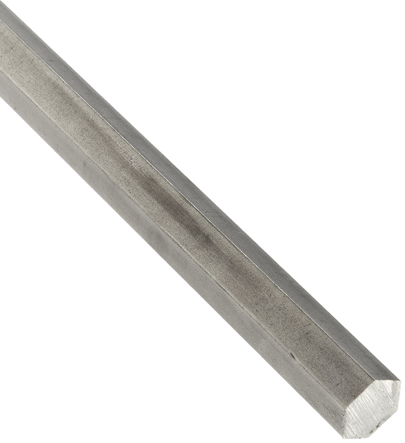 15-5 PH Stainless Steel Hex Bar Mill Annealed Temper Finish Annealed Precision Tolerance Unpolished AMS 2300//ASTM A564//ASTM A484 1 Across Flats 48 Length