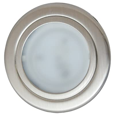 ITC (69929B-NI3K/F-DB) Decor Nickel LED Overhead Light: Automotive