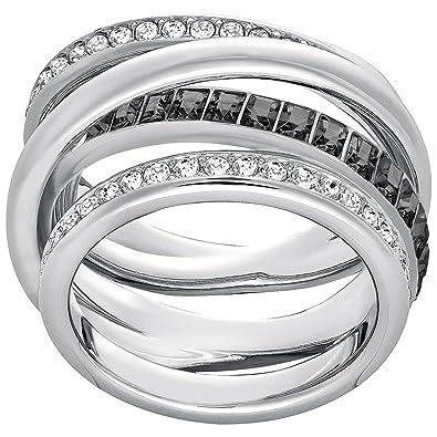 Swarovski Women Base Metal Clear Crystal 0zHS0Ji9m1