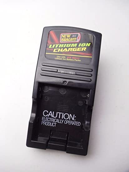 New Bright R//C 6.4V 9.6V Lithium Ion Battery Charger A587500493
