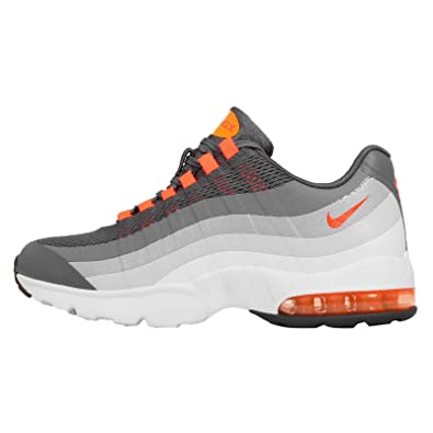 Nike Air Max '95 Ultra Women's Dark GreyTotal Orange Cool