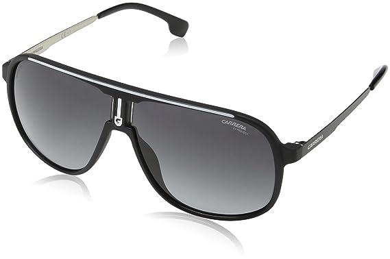 Carrera 1007/S 003 Matte Black 1007/S Pilot Sunglasses Lens Category 3 Size 62m