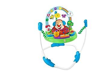 Fisher-Price Saltador activity de perrito, juguete para bebé +6 ...
